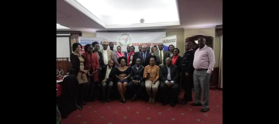 Kenya Non State Actors TICAD 7 Preparatory Meeting.
